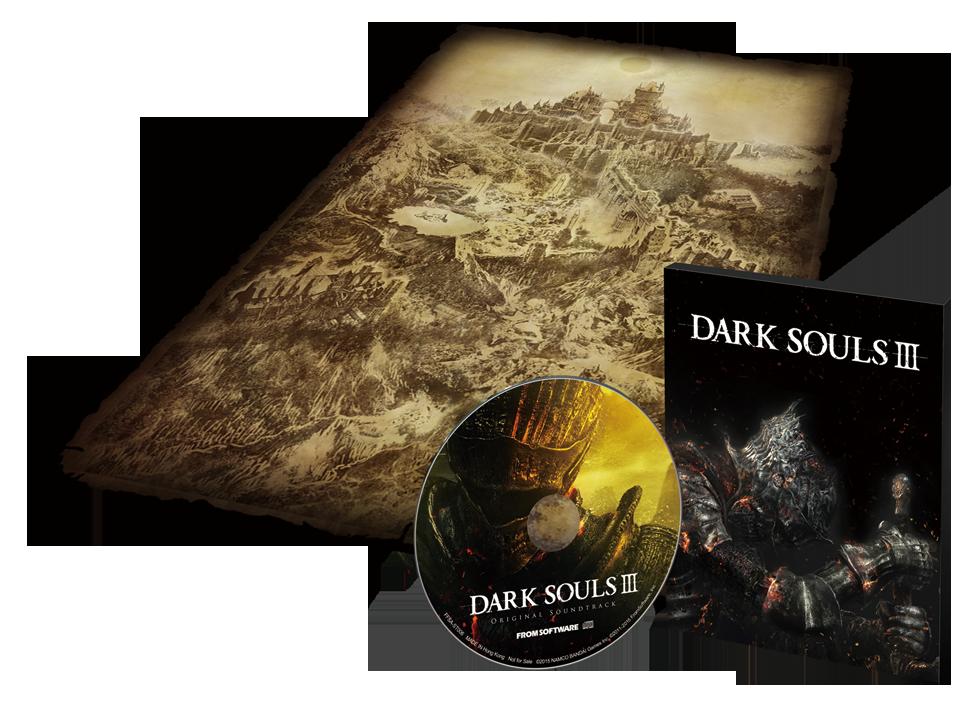 Dark Souls 3 World Map Revealed – Visual Slave on